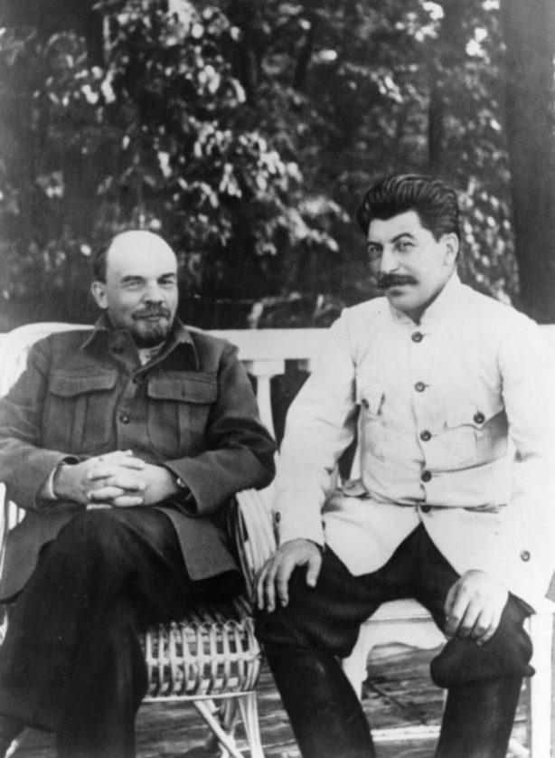 lennin-stalin