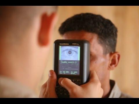 retinal scan a go go