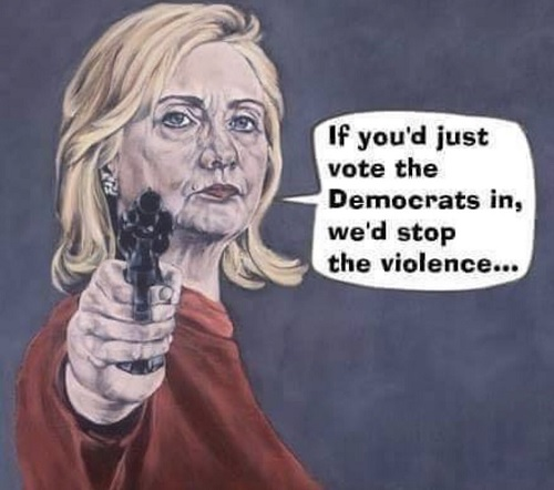 hillary - stop the violence.jpg